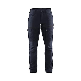 Blaklader 7166 service trousers with stretch womens (71661845)