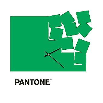 PANTONE Montre Fly Away Couleur Vert, Blanc, Noir, en Métal L40xP0,15xA40 cm