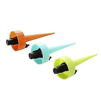 6Pcs random 36pcs automatic dripper, drip irrigation percolator for watering flowers az22174