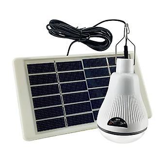 Solar Led Light, Outdoor Waterproof Solar Panel Bulb