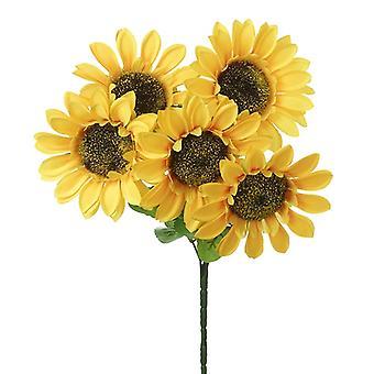 Sunflowers Bush Bouquet