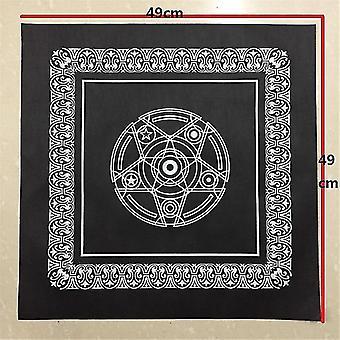 new 1pcs 49x49cm english version tarot angel therapy oracle tarot cards sm37513