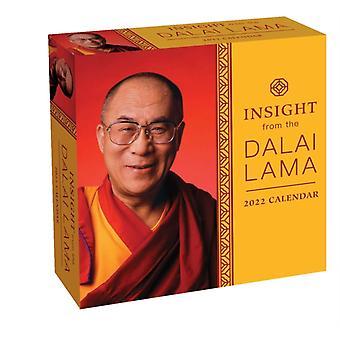 Insikt från Dalai Lama 2022 DaytoDay Calendar av Andrews McMeel Publishing
