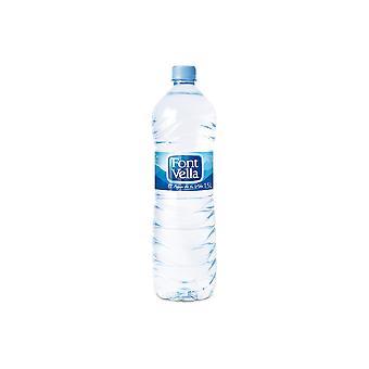 Natuurlijk mineraalwater Font Vella (1