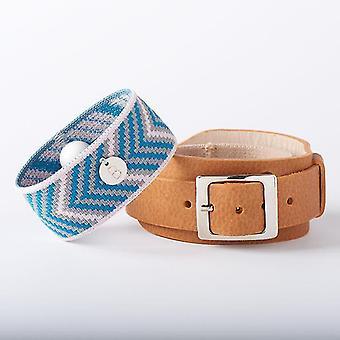 Bracelet en cuir de style Lucy Watch