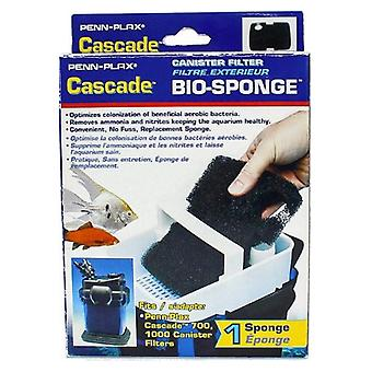 Cascade Canister Filter Bio-Sponge - 700 & 1000 Bio Sponge (1 Pack)