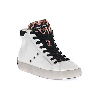 Crime london high top heritage sneakers fashion