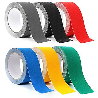 5m Anti-slip Tape Outdoor Anti Slip Stickers High Friction Non Slip Traction Tape Abrasive Adhesive For Stairs Safety Tread Step