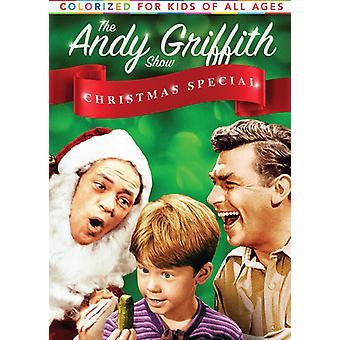 Demostración de Andy Griffith: Especial de Navidad [DVD] USA importar