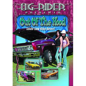 Og Rider: Out of the Hood [DVD] USA import