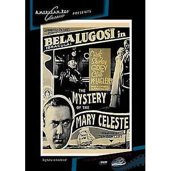 Mystery of the Mary Celeste [DVD] USA import