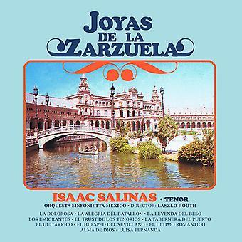 Isaac Salinas - importación USA Joyas De La Zarzuela [CD]