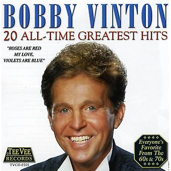Bobby Vinton - 20 All-Time Greatest Hits [CD] USA import