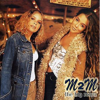 M2M - Big Room [CD] USA importare