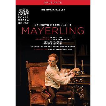 F. Liszt - Mayerling [DVD] USA import