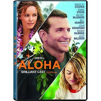 Aloha [DVD] USA importeren