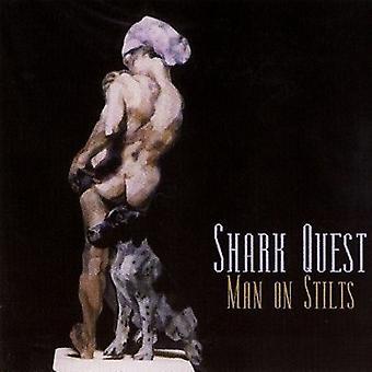 Haai Quest - Man op stelten [CD] USA import