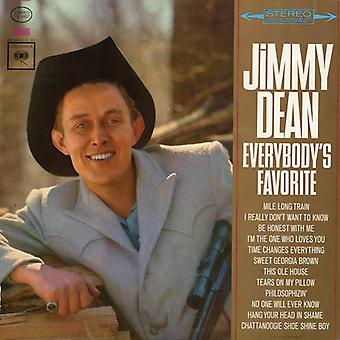 Jimmy Dean - Everybody's Favorite [CD] USA import