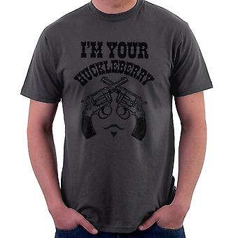 Im votre Huckleberry Tombstone Doc Holliday T-Shirt homme