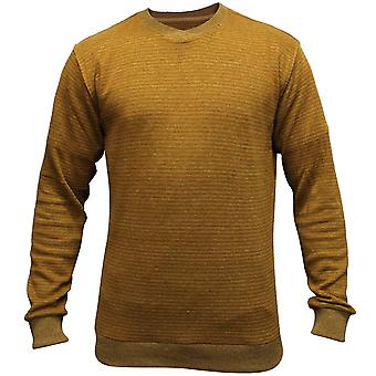 Brixton Kensington Crewneck Sweater Rust