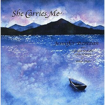 Jennifer Berezan - She Carries Me [CD] USA import