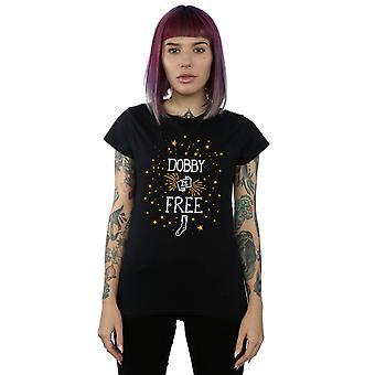 Harry Potter Frauen Dobby ist kostenloses T-Shirt