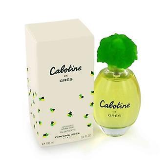 Gres Parfums Cabotine Eau de Toilette 100ml EDT Spray