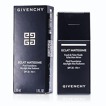 Eclat Matissime Fluid Foundation SPF 20-# 3 mat zand-30ml/1oz