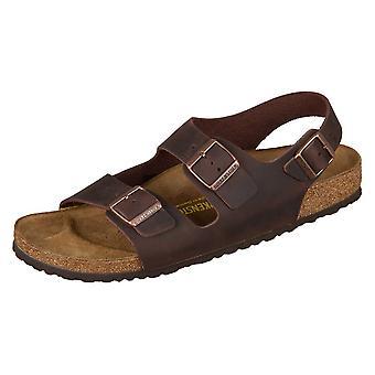 Birkenstock Milano Habana Naturleder 034873 universal summer women shoes