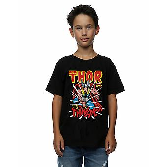 Marvel jungen Thor Thwak T-Shirt