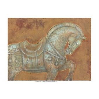 Tang cavallo ho Poster stampa da Norman Wyatt (19x13)