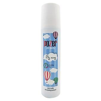 Pozer Pet Vanity Fly Away De-Shedding Control Fresh Scent Dog Shampoo