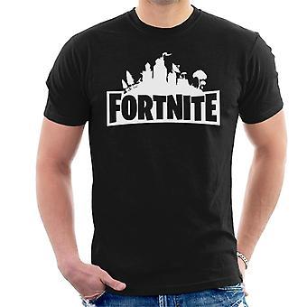 Fortnite Logo Men's T-Shirt