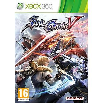 Soul Calibur V (Xbox 360) - Fabrik versiegelt