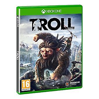 Troll en ik (Xbox One) - Als nieuw