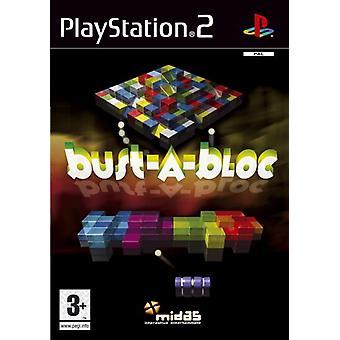 Bust-A-Bloc (PS2) - Ny fabrik forseglet