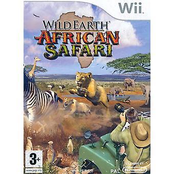 Wild Earth African Safari (Wii) - New