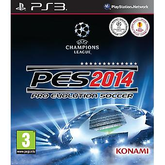 PES 2014 (PS3) - Uusi
