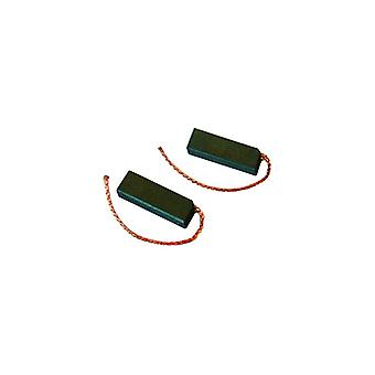 Bosch Siemens Motor Compatible Replacement Carbon Brush Inserts Pack of 2