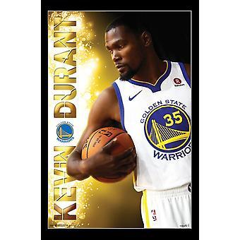 Golden State Warriors - Kevin Durant Juliste Tulosta