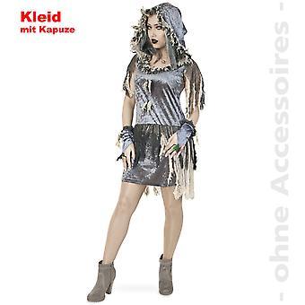 Zombie bruden kvinders kostume undead ånd Halloween zombie damer kostume