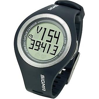 Sigma PC 22.13 MAN Gray Heart rate monitor watch with chest strap Grey