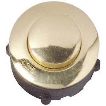 Heidemann 70095 Bell knop 1 x goud 24 V/1 A