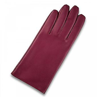 Borjesson Ladies Soft Leather Fleece Lined Gloves