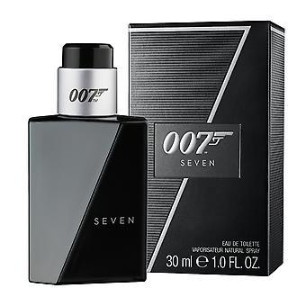 James Bond 007 Seven Edt 30ml