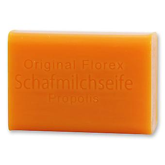 Florex sheep milk SOAP - propolis - sweet scented soap with extract of honey intensive moisture Donates 100 g
