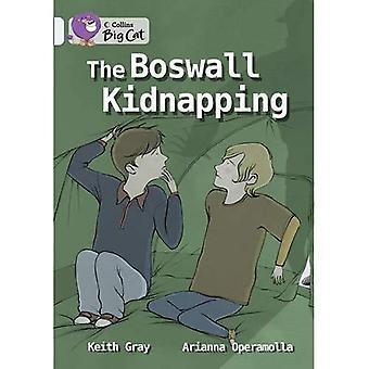 Collins Big Cat - il rapimento di Boswall: banda 17 / diamante