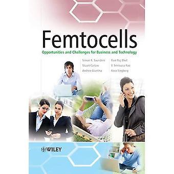 As femtocells: Oportunidades e desafios de negócios e tecnologia