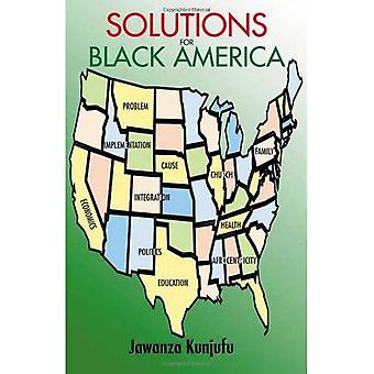 Lösningar för svarta Amerika