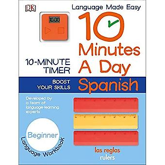 10 Minuten pro Tag: Spanisch, Anfänger
